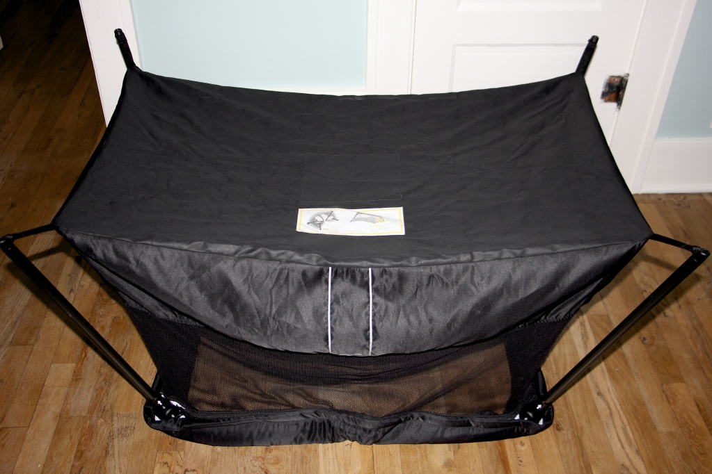 Baby Bjorn Travel Crib Light 2 Review | The Life of B