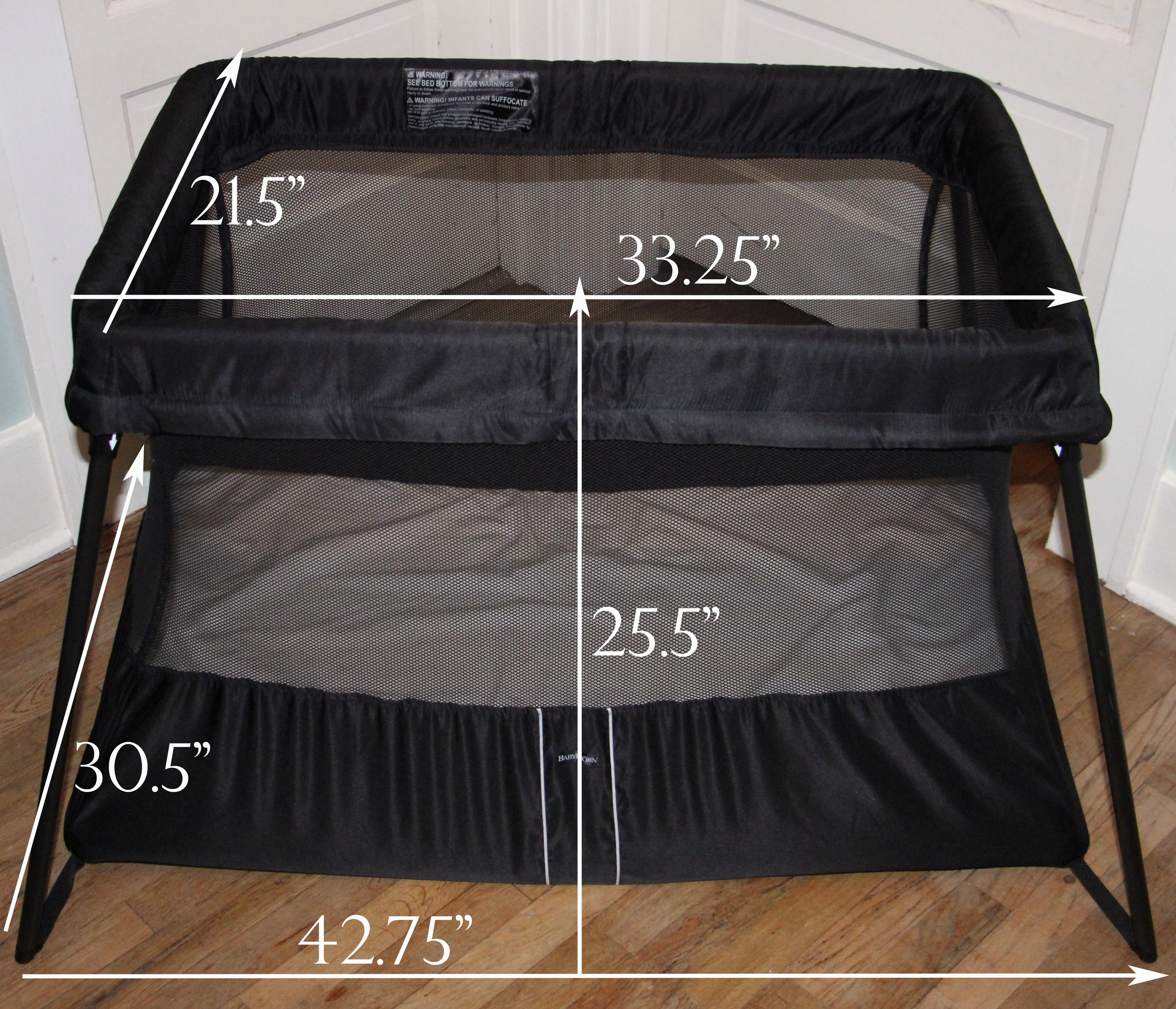 light review top ll love why reasons you babybj crib babybjorn bjorn cribs travel the rn