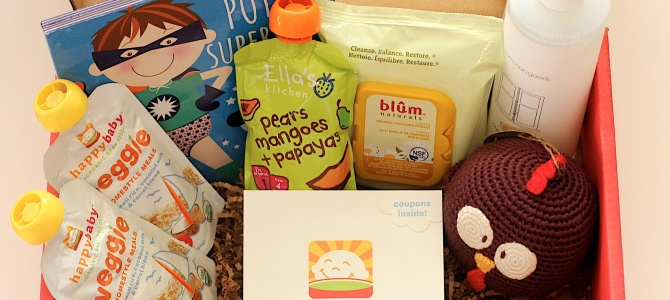 Bluum Box | August 2014 Review (19-Month-Old Boy)