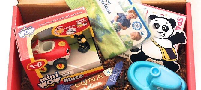Bluum Box | October 2014 Review (21-Month-Old Boy)