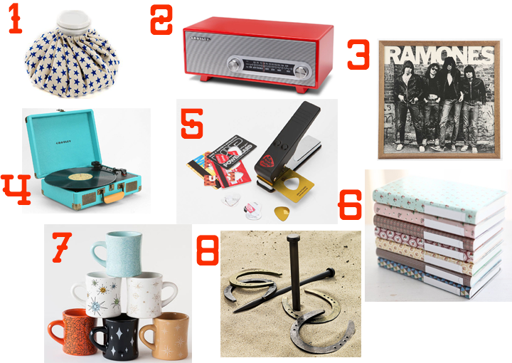 Retro Holiday Gift Guide Vintage Modern Christmas List