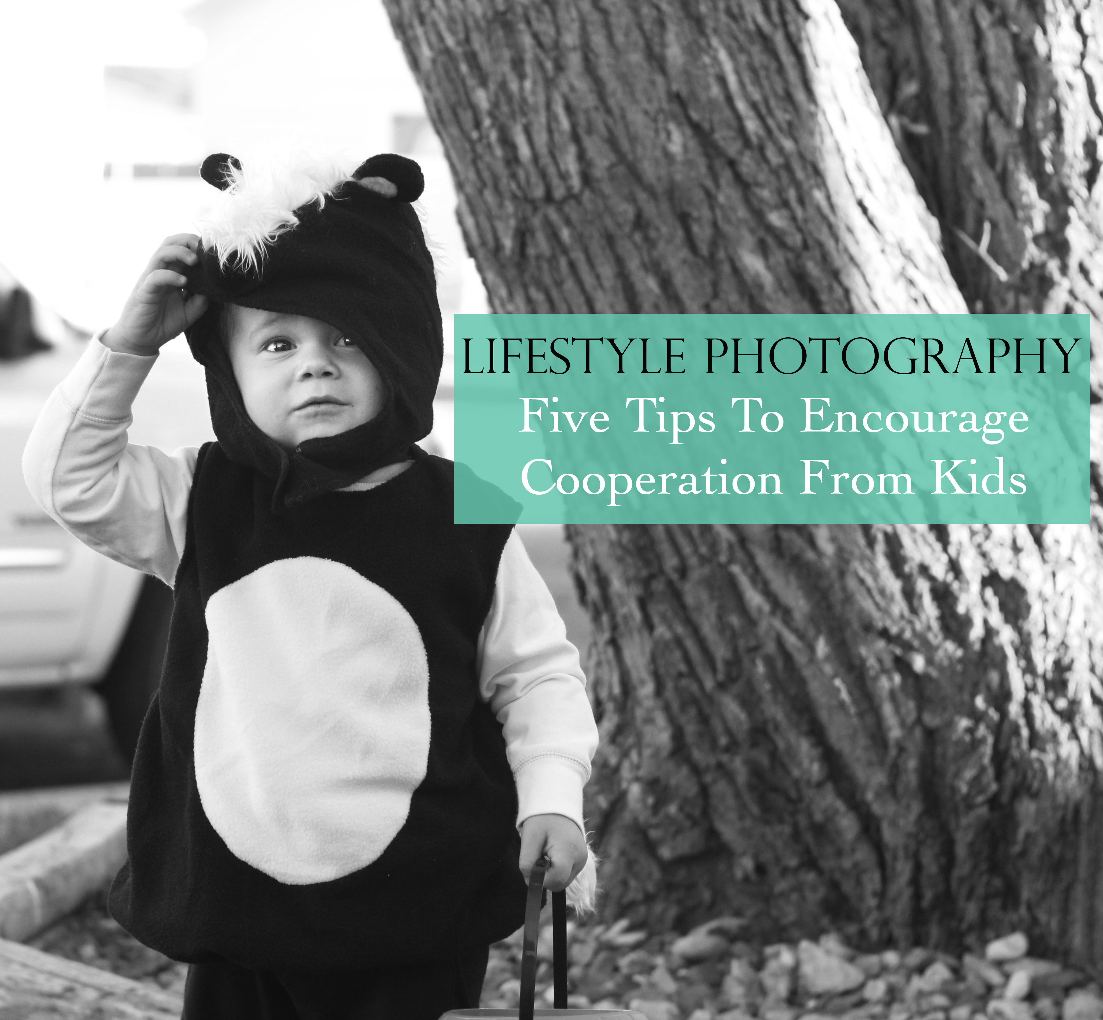 Lifestyle Photography: Five Tips To Encourage Cooperation From Kids
